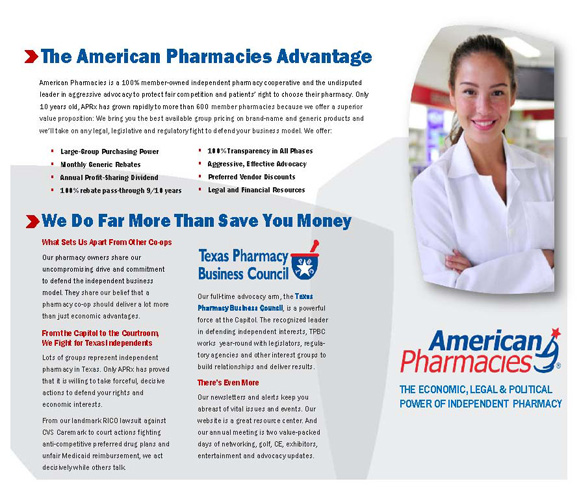 pharmacy brochure template free - print download brochure american pharmacies